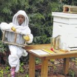 South Carolina 4-H'ers excited about new honey bee project