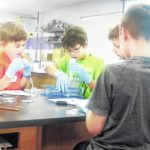 Clemson Life Sciences summer camp turns students into forensic investigators