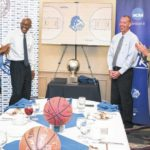 SWU basketball court named for Wimphrie
