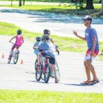 SWU holds first triathlon camp