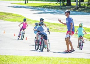 SWU holds first triathlon camp