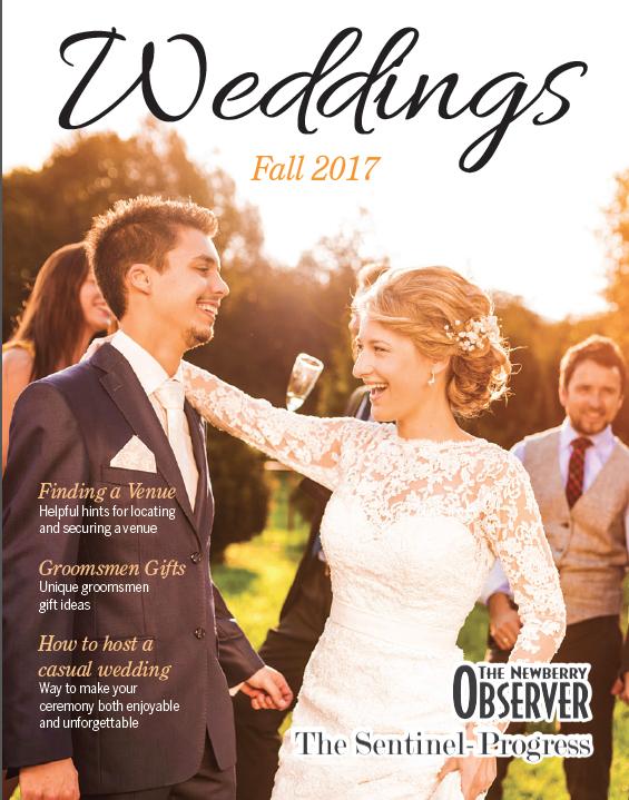 Fall 2017 Wedding Guide