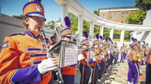 Tiger Band traditions continue with Kidz Klub, pre-game concerts