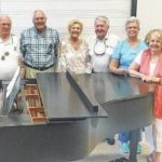 EHS to dedicate piano to 1956 graduate