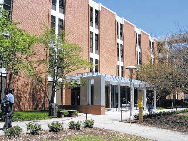 Clemson university daniel hall